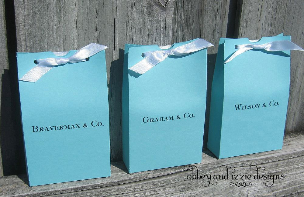 Wedding Gift Box Tiffany Blue : Wedding Favors Aqua Wedding Favors Aqua by abbeyandizziedesigns