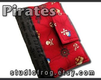 Pirates Crayon Notebook