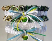BEATLES garter set  All You Need is LOVE inspired  combo 2