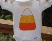 Appliqued Onesie Size 0 to 3 Mos