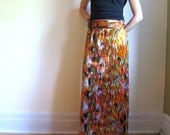 Psychedelic Tribal Skirt