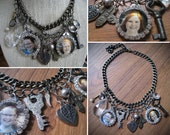 Vintage Finds Custom Photo Necklace 1