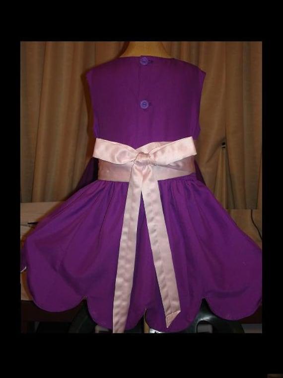 Little Einstein S June Dress W Long Pink
