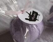 Lilac Bath Bomb 70mm