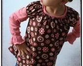 Sweet Little Dress Pattern PDF - Direct Download