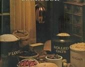 Vintage WHOLE GRAIN Baking Cookbook Ideals 70s Retro Recipes