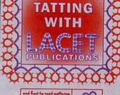 Learn Tatting With Lacet Booklet/Poster