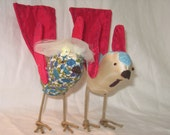 Custom Love Birds Reserved for Elizabeth