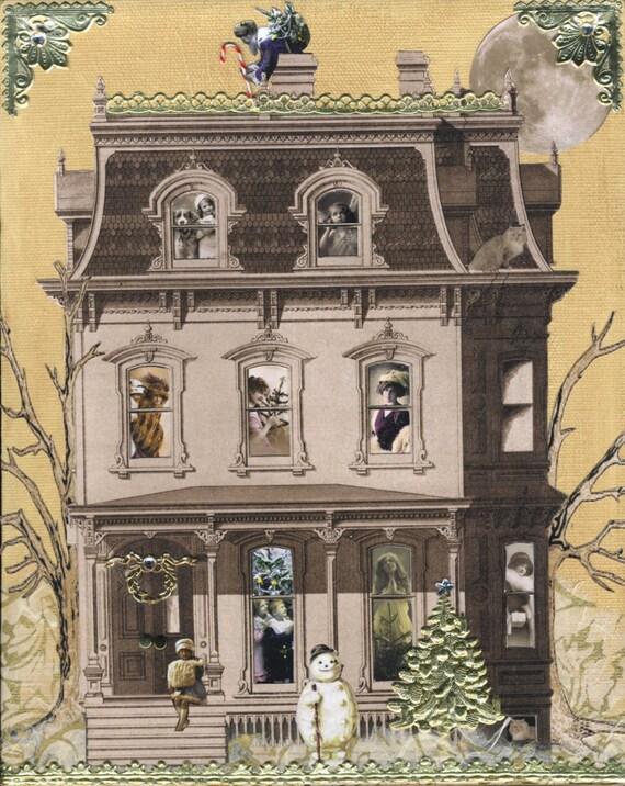 Enchanted Holiday House