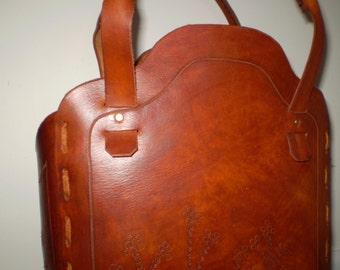 Range Tan Tote Bag