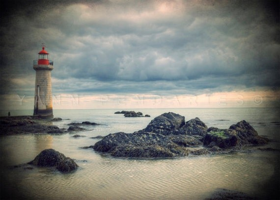 Lighthouse - Seascape - Photography - Original Signed Numbered Fine Art Print 5x7 (13x18cm)