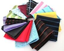 Six Pocket Squares