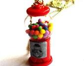 Gumball Machine Necklace