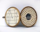 Pearl Diver Map......a little sculpture for you