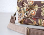 Traveler in Boho Paisley - Made to Order - Reserved for Noralou