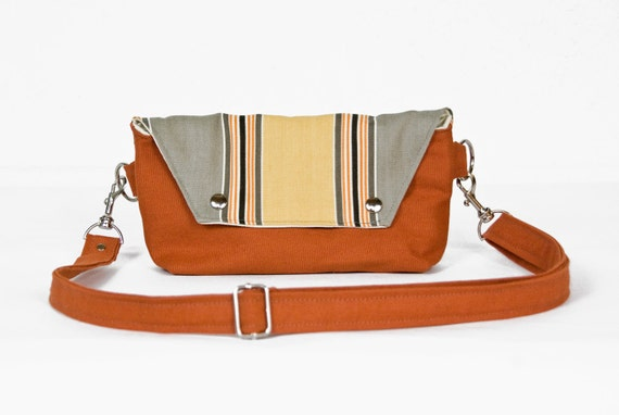 Traveler in Industrial Stripes - Ready to Ship