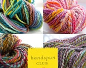 3 Month Handspun Club