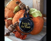 Witch Hat and Pumpkin Custom for Michelle
