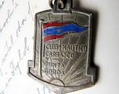 vintage sailing medal from Punta Gorda Florida