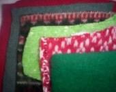 Christmas Crafting Felt