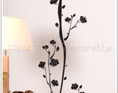 Blossoming Blooms - Floor to Ceiling Wall Sticker