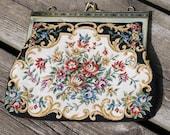 Vintage Granny Purse- Victorian Syle- SALE