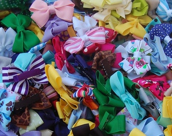 Everyday Baby Bows