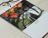 2012 calendar - calm & quiet
