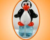 Lampwork Bead Tutorial  Making a Penguin