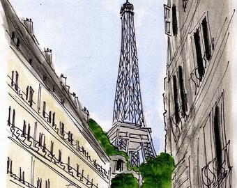 La Tour Eiffel Neighborhood III