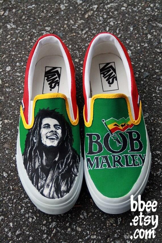 Bob Marley Womens Shoes