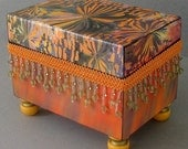 Coral Love Keepsake Box