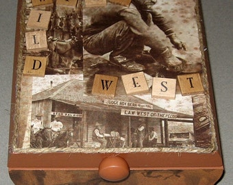 Wild West Treasure Box