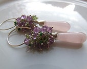 Bouquet Indulgence sterling silver earrings
