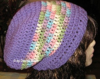 15 Percent off Sale Slouchy Beanie Dread Tam Hat