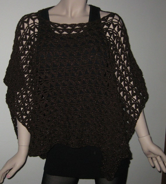 Sale Shimmery Nights Poncho