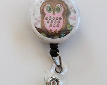 Owl... BADGE REEL
