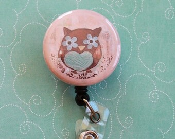 Another Owl... BADGE REEL