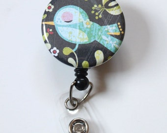 Blue Bird... BADGE REEL