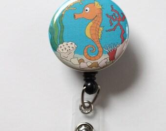 Seahorse.. BADGE REEL