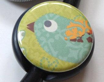 Birdy----Stethoscope ID Tag