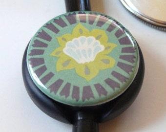 The ORIGINAL Stethoscope ID Tag---Lotus Flower--