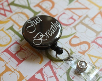 Just Breathe..... BADGE REEL