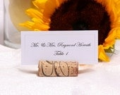 Wine Cork Place Card Holders - Set of 150