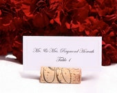 Wine Cork Place Card Holders - Set of 175 RESERVED