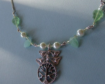 Tree of Life Necklace ooak