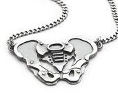 Pelvic Bone necklace