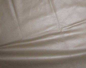 Greenish Brown Leather Hide