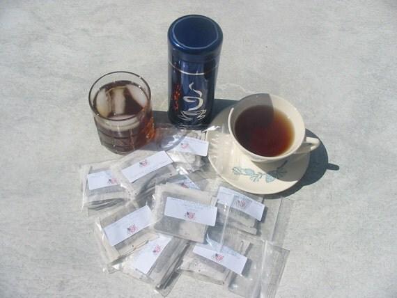 Fresh N Fruity Tea Sampler   19 Great Flavors    5 bags of each   95 bags in all