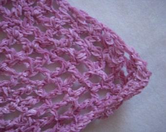 Rose Crocheted Afghan